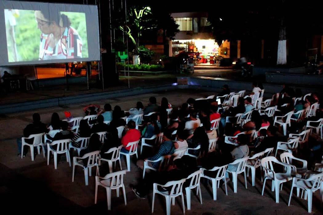 Con éxito culminó el primer festival de cine de Barbosa