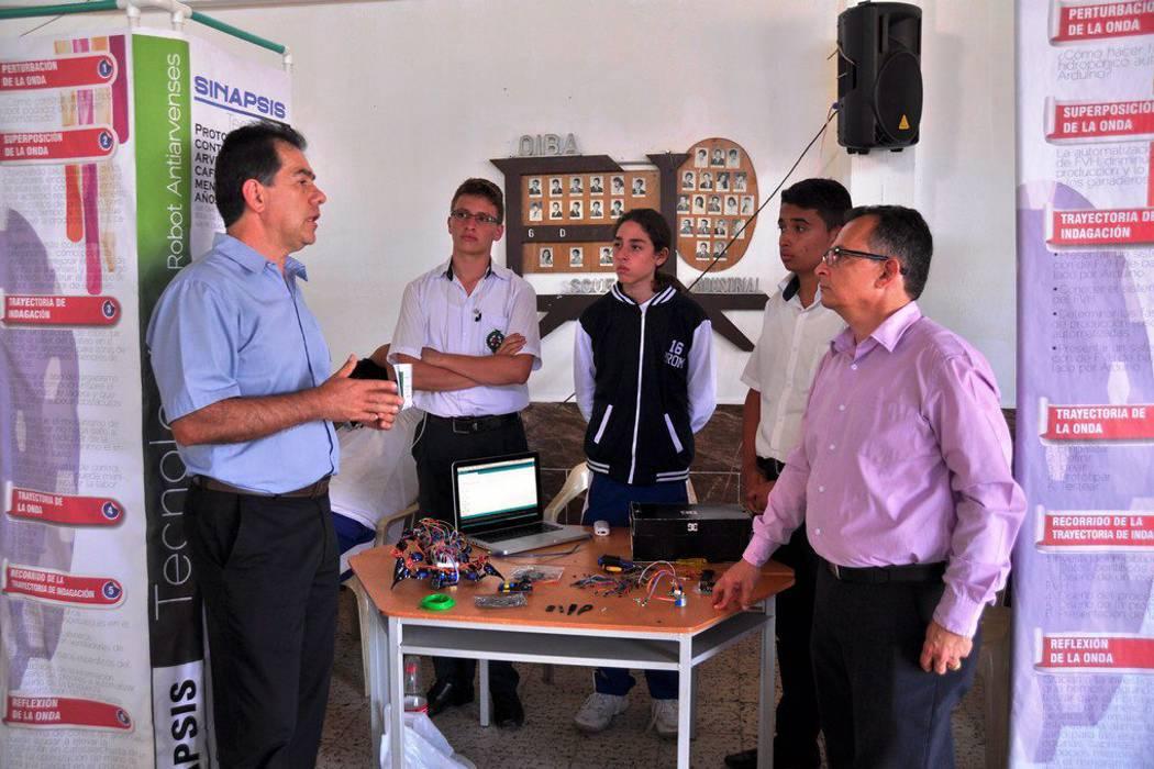 Dieron a conocer los proyectos  tecnológicos para la caficultura