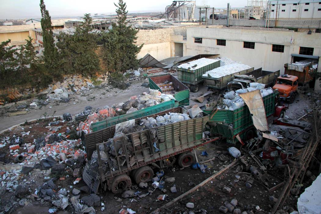 EE.UU. y Rusia cruzan reproches en ONU sobre  ataque al convoy en Siria