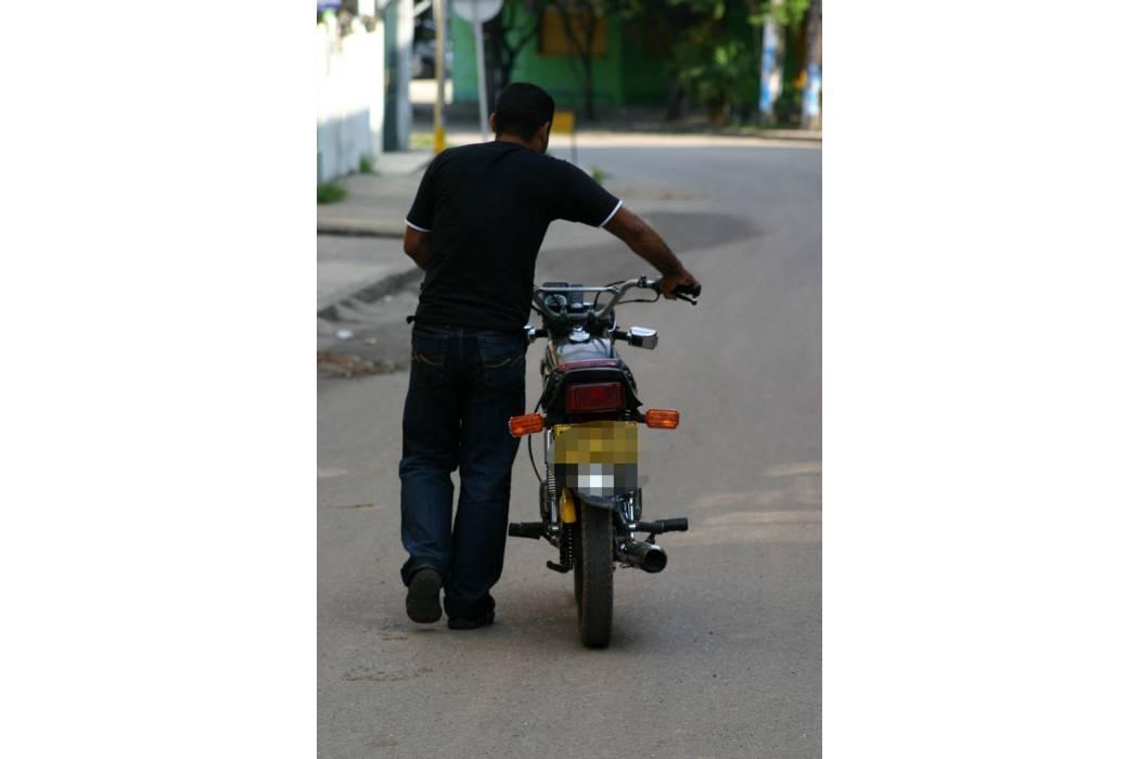 La comunidad florideña denuncia hurto de motos