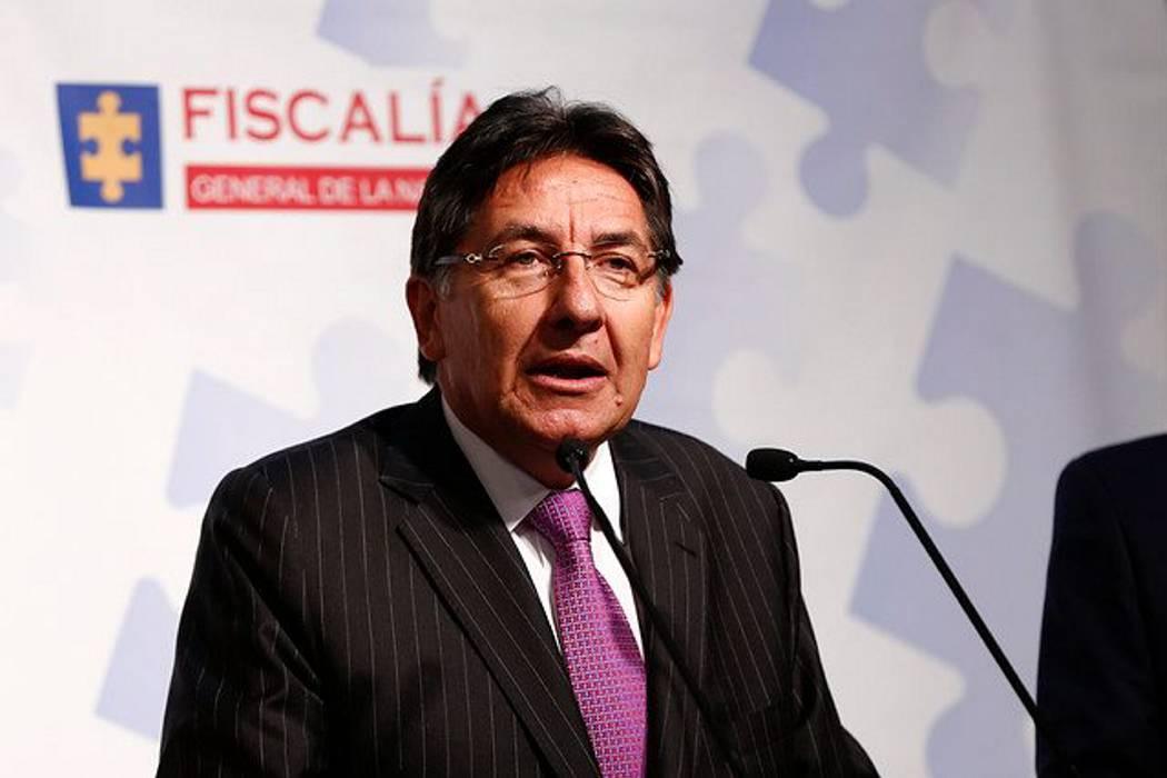 Fiscal anuncia los primeros resultados del plan contra la impunidad