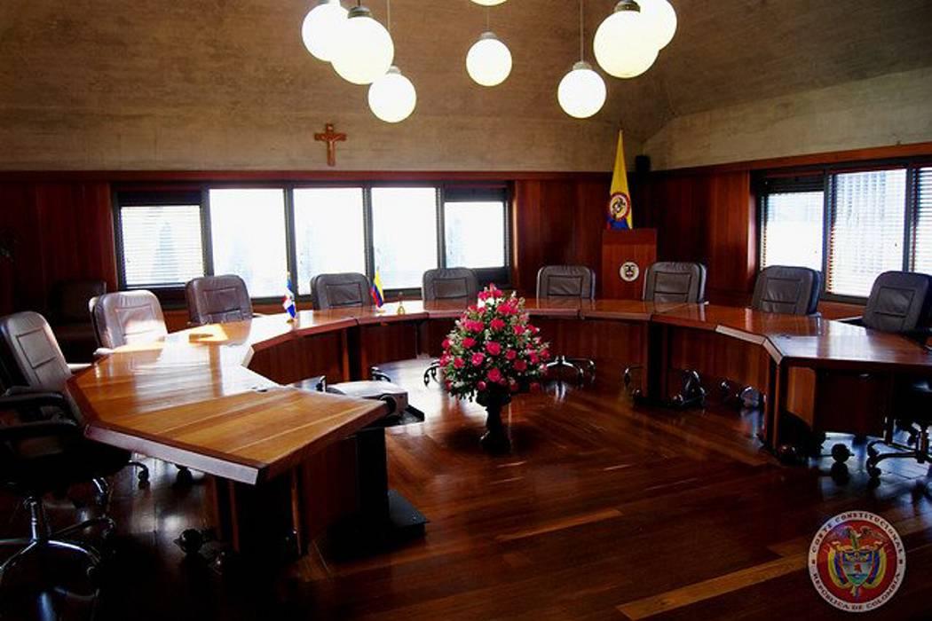 Corte ratifica su fallo sobre el plebiscito por la paz