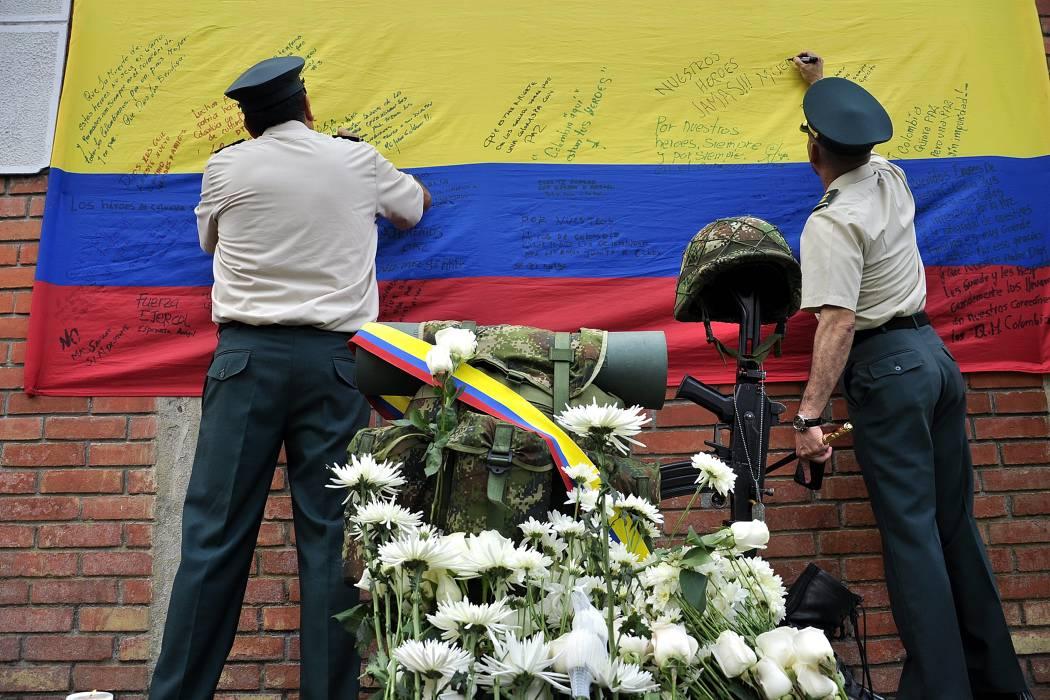 ¿Cómo le tocó vivir la guerra en Colombia? Cuéntenos su historia