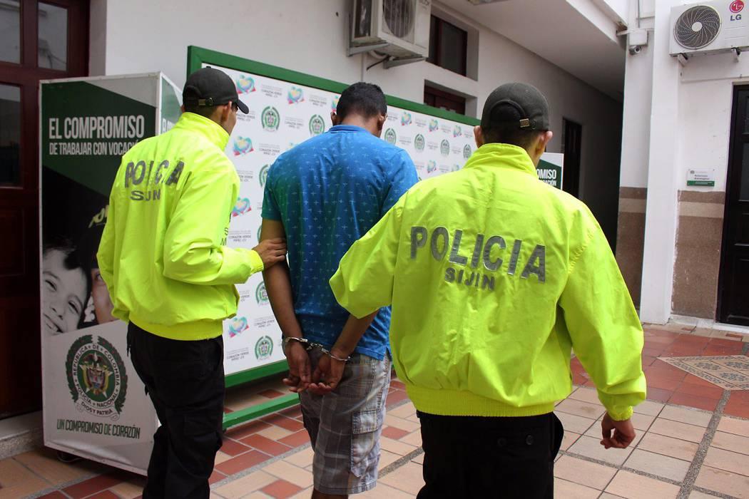 Capturan a dos hombres por abuso sexual contra menores en Santander