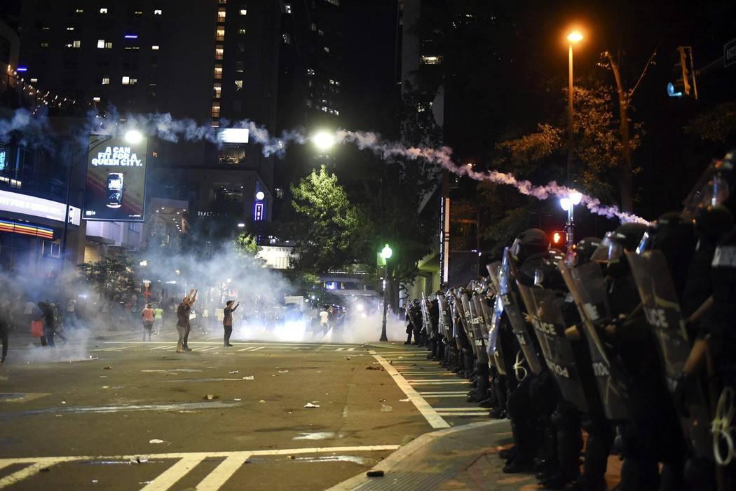 En Charlotte, EE.UU., anuncian nueva estrategia para evitar disturbios