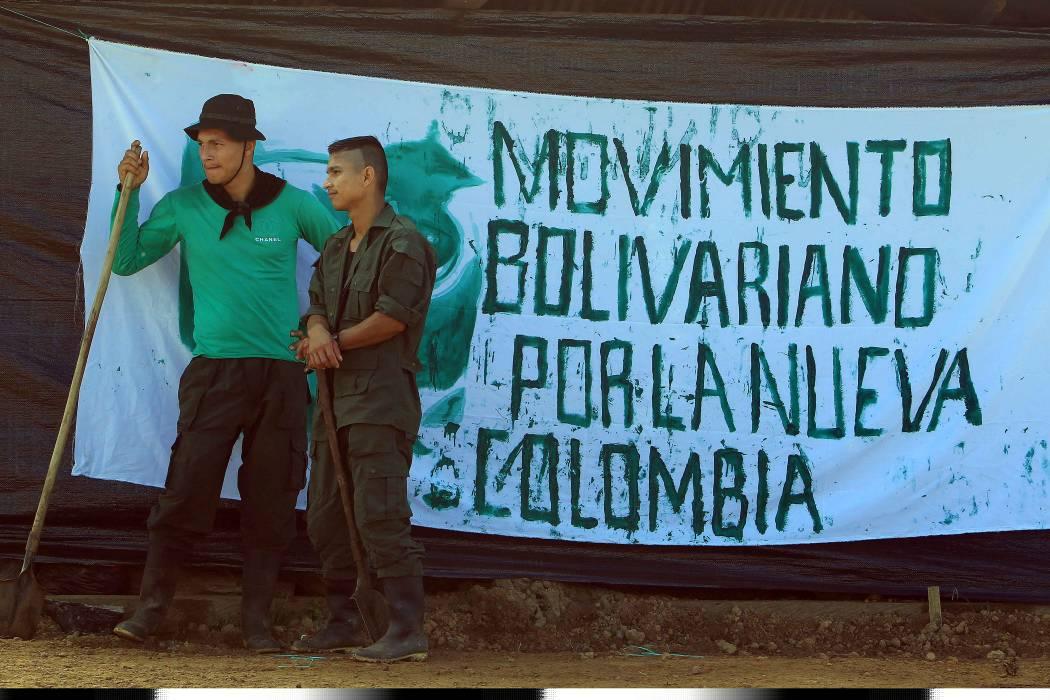 Movimiento Bolivariano por una nueva Colombia sería el nombre político de las Farc