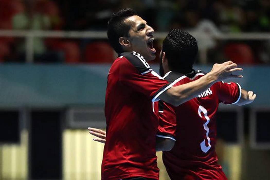 Otro batacazo en Mundial de Futsal: Egipto derrota a Italia y pasa cuartos