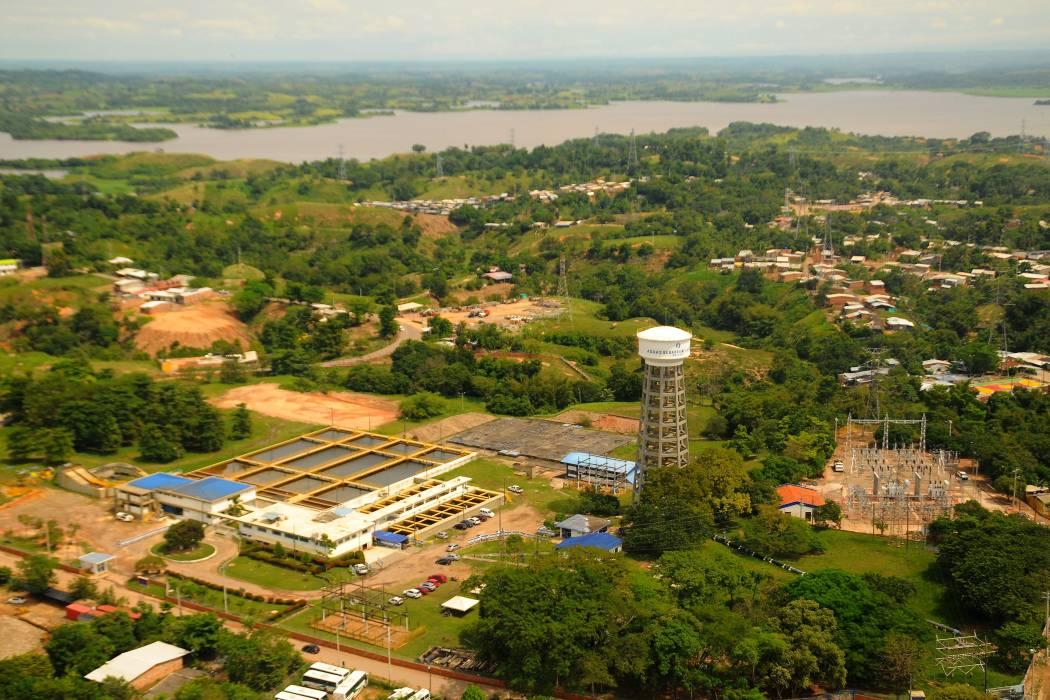 Advierten riesgo en acueducto durante temporada de lluvias