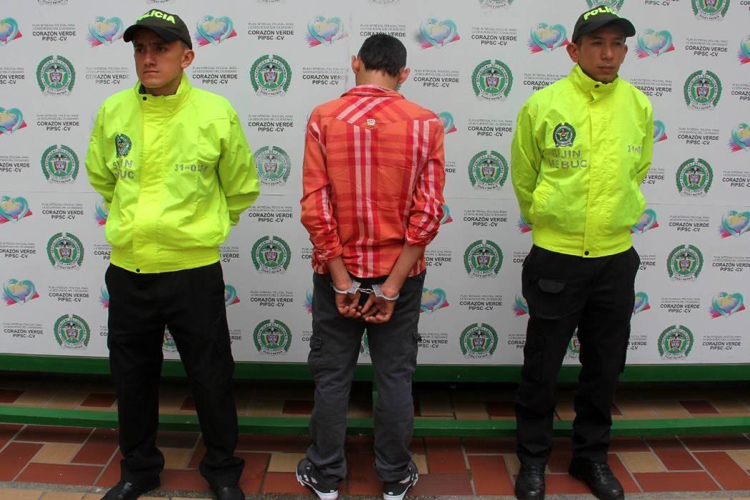 La Policía capturó a un hombre requerido  por un asesinato en Bucaramanga