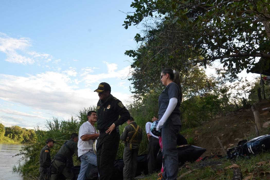 Encuentran el cuerpo del hijo del comandante de la Policía de Bucaramanga