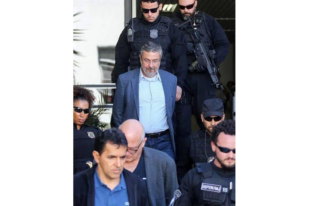 Arresto de otro influyente exministro estrecha el cerco sobre el PT en Brasil