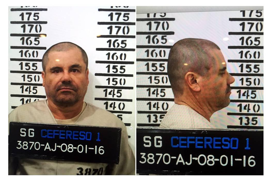 Audiencia sobre extradición de 'El Chapo' a Estados Unidos concluye sin resolución