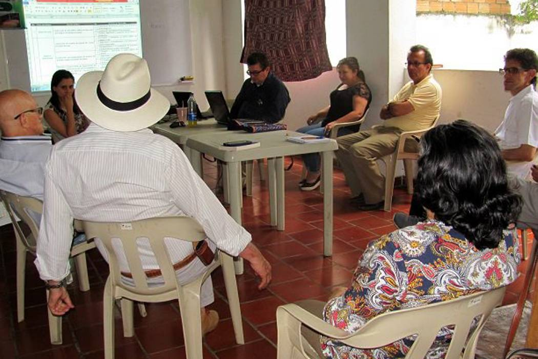 Se realizó taller para la construcción de un Plan de Desarrollo regional