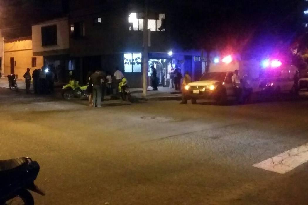 Una mujer fue asesinada de cinco disparos en el Norte de Bucaramanga