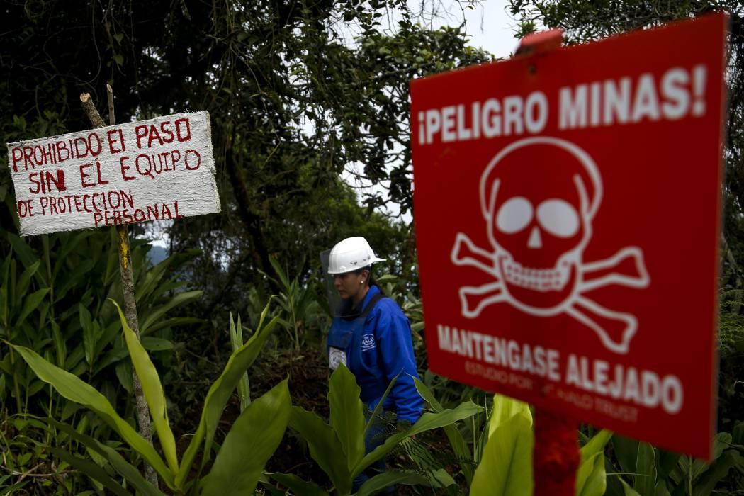 Niño murió por mina antipersonal  en el Huila, mientras se firmaba la paz