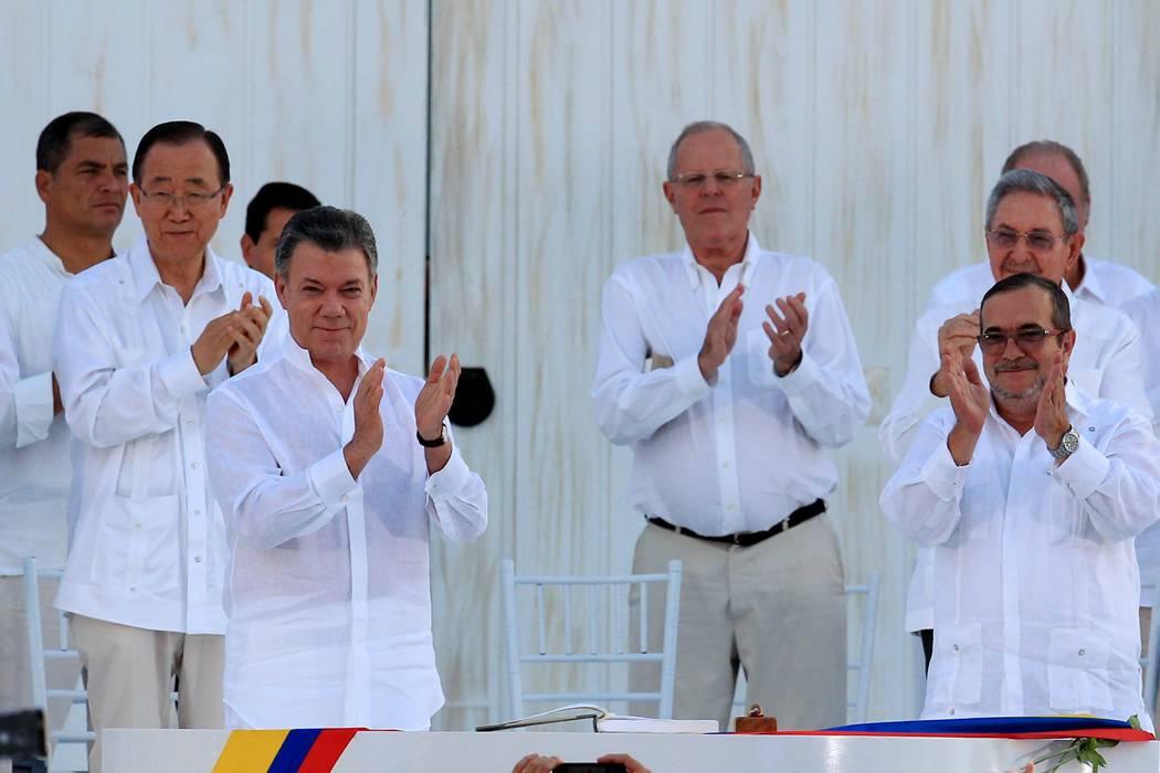 Presidente Juan Manuel Santos ganó el Nobel de Paz 2016