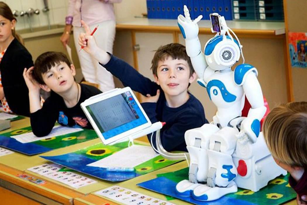 A los robots les falta mucho  para igualar a los humanos