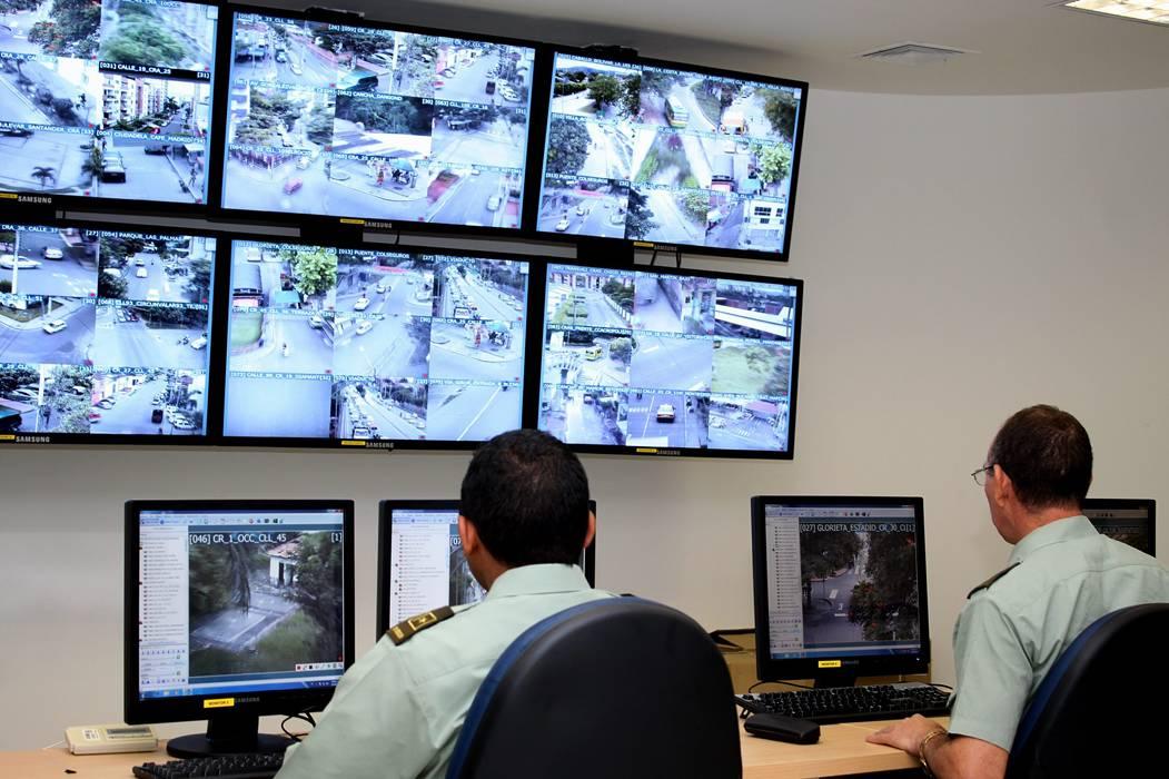 Mininterior: faltó gestión de la Alcaldía en el plan de cámaras