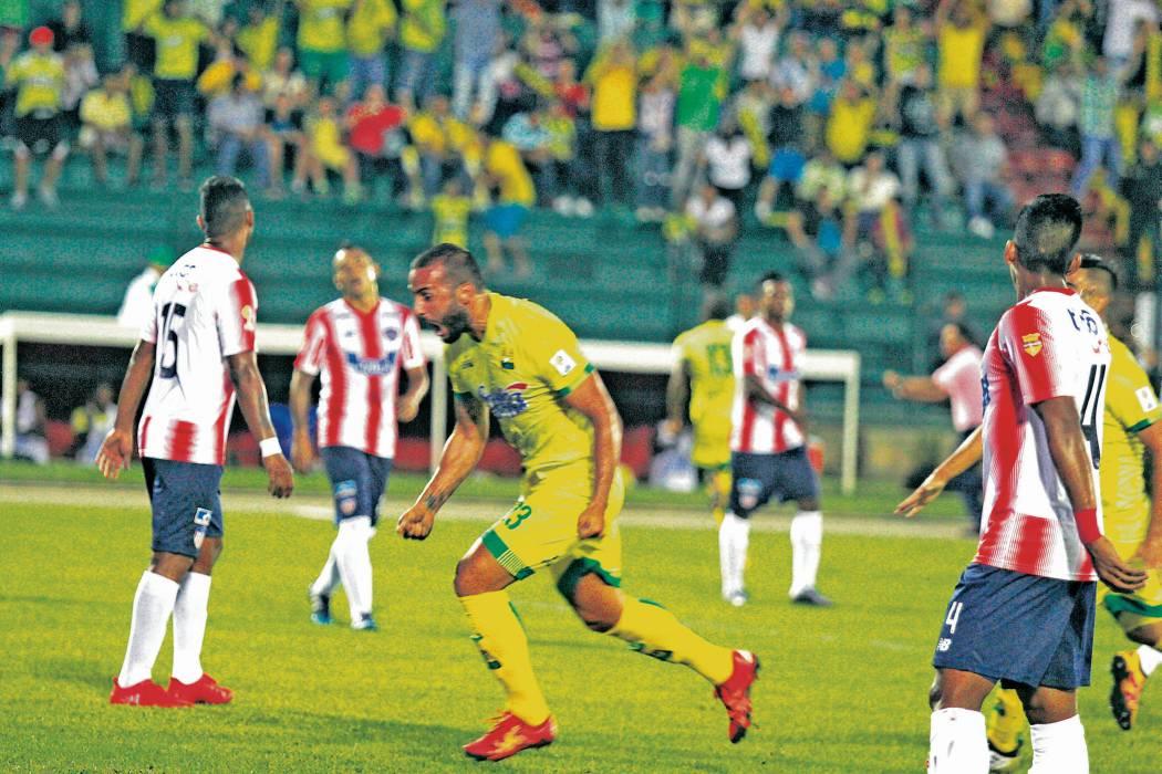 Bucaramanga quedó muy cerca de la clasificación
