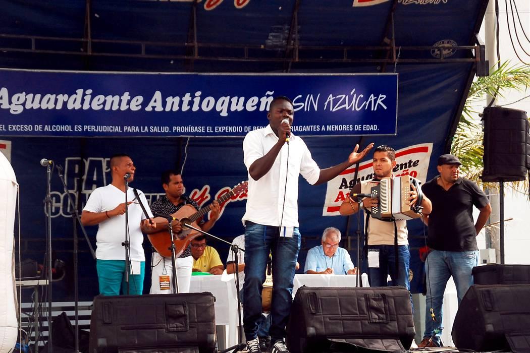 El deseo de paz en Colombia  imperó en el Festival Vallenato