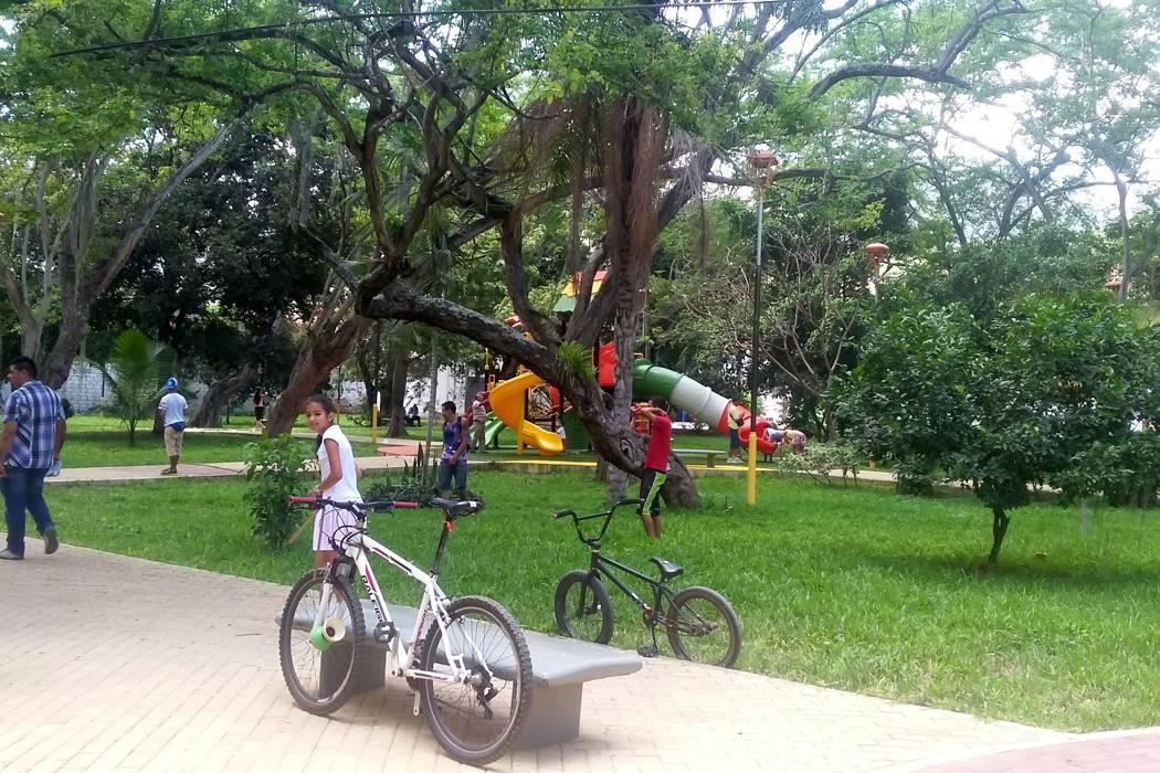 El nuevo parque Gallineral ya  está al servicio de la comunidad en Girón