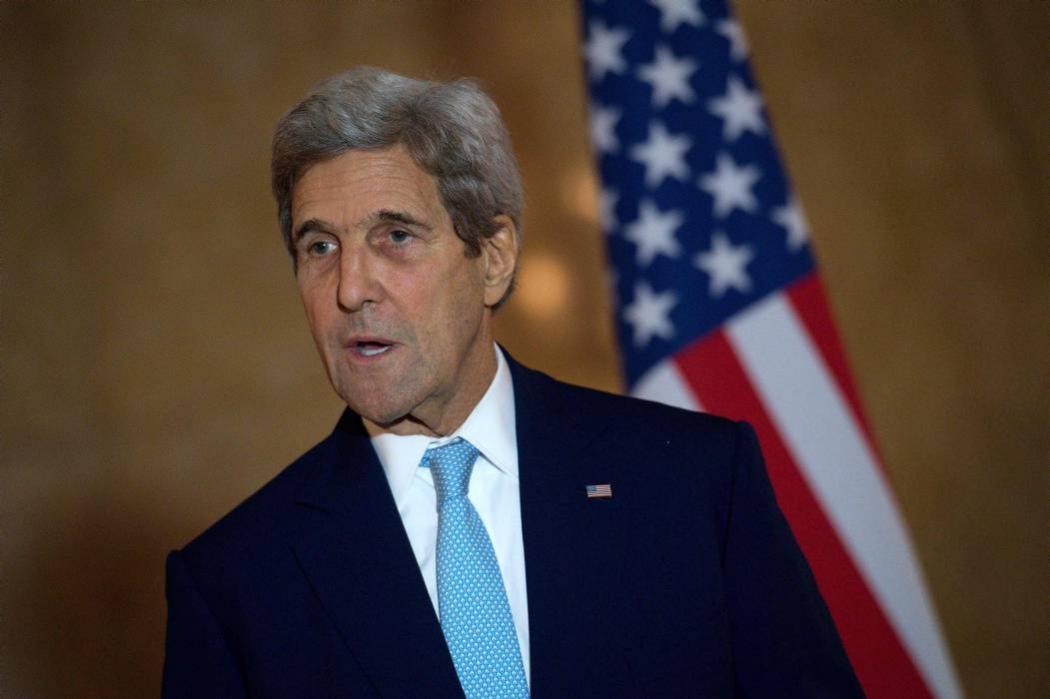 EE.UU. niega que Kerry pidiera a Ecuador impedir difusión de datos de Clinton
