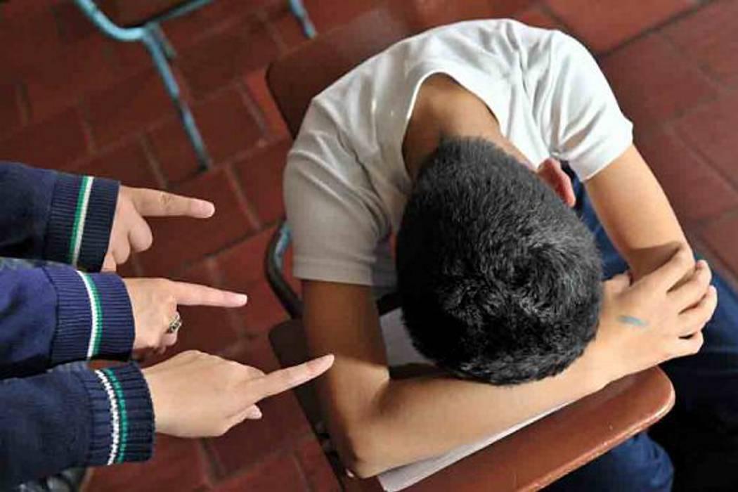 Uno de cada cinco alumnos es víctima de intimidación escolar