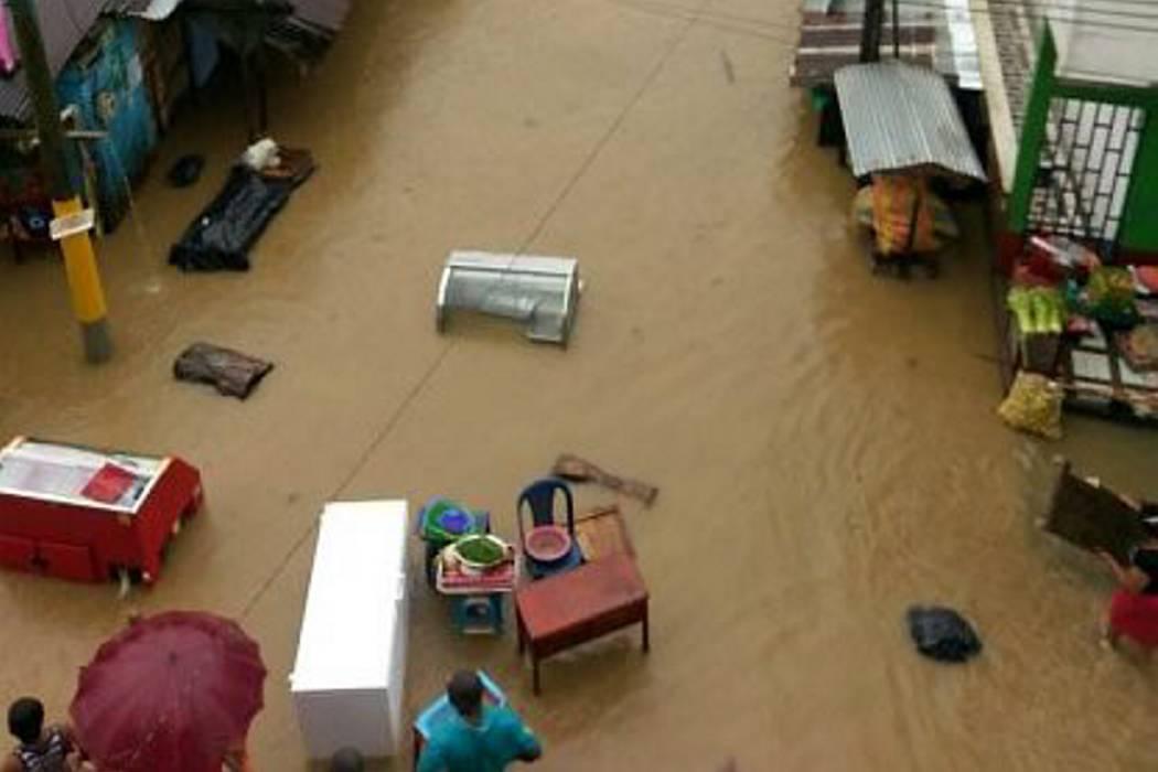 En el Chocó ya son 12.713 familias damnificadas por la temporada invernal