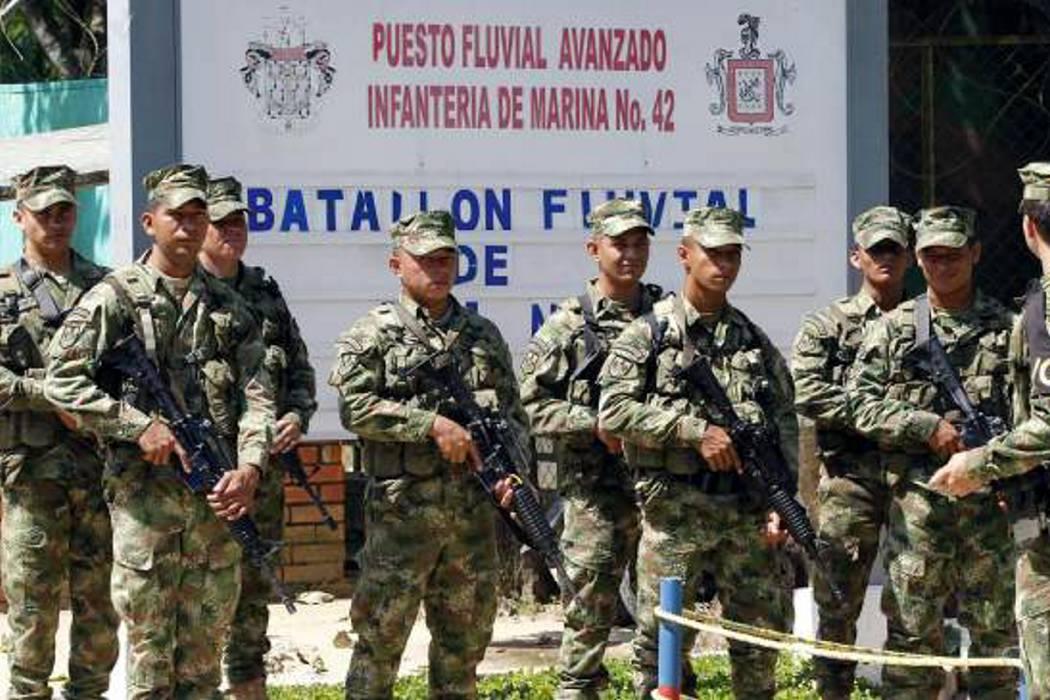 Dos soldados heridos por ataque del Eln en Arauca