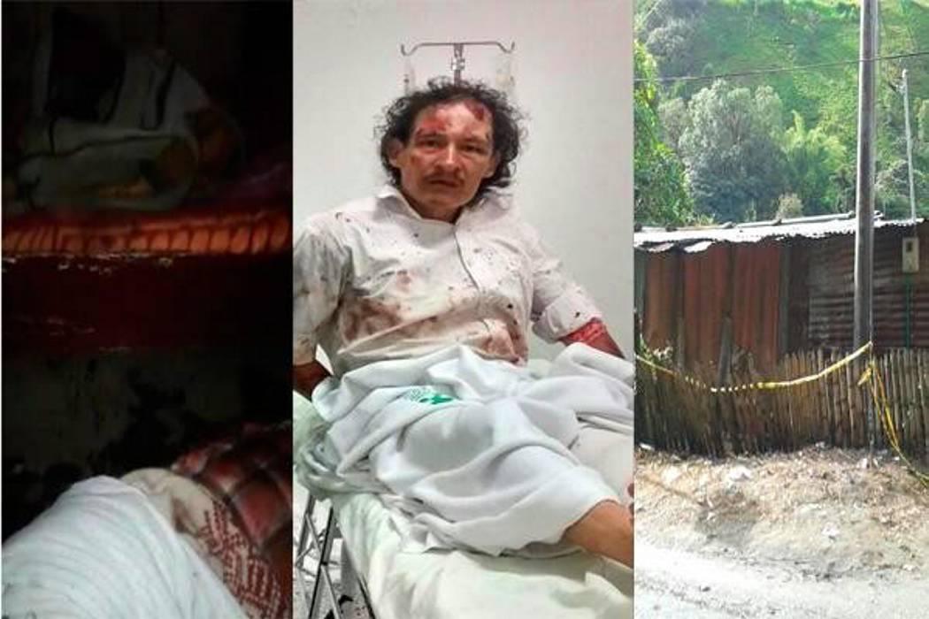 Hombre mató con machete a tres ancianos en Tolima