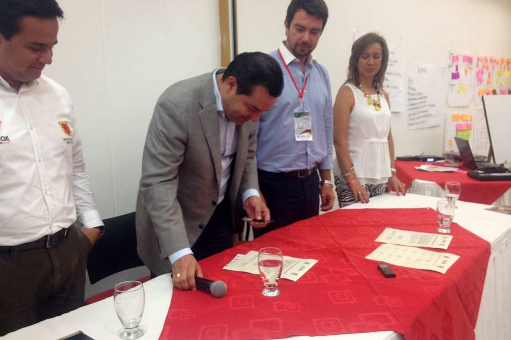 Se firmó en San Gil la Alianza por el Turismo en Santander