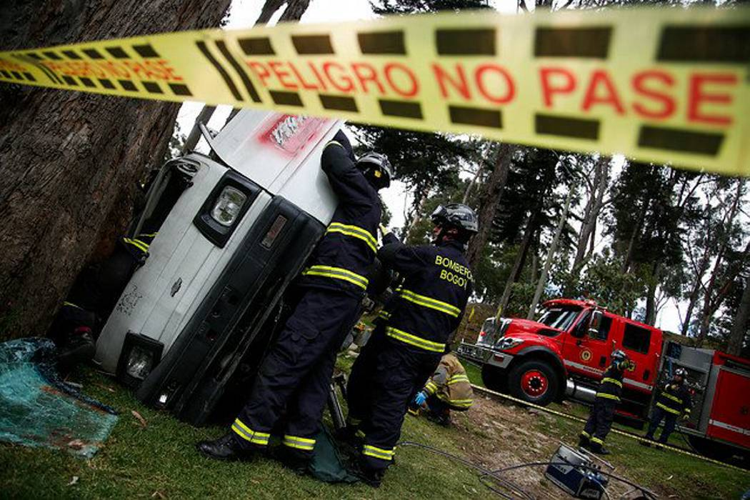 Más de cinco mil personas han muerto en accidentes de tránsito este año