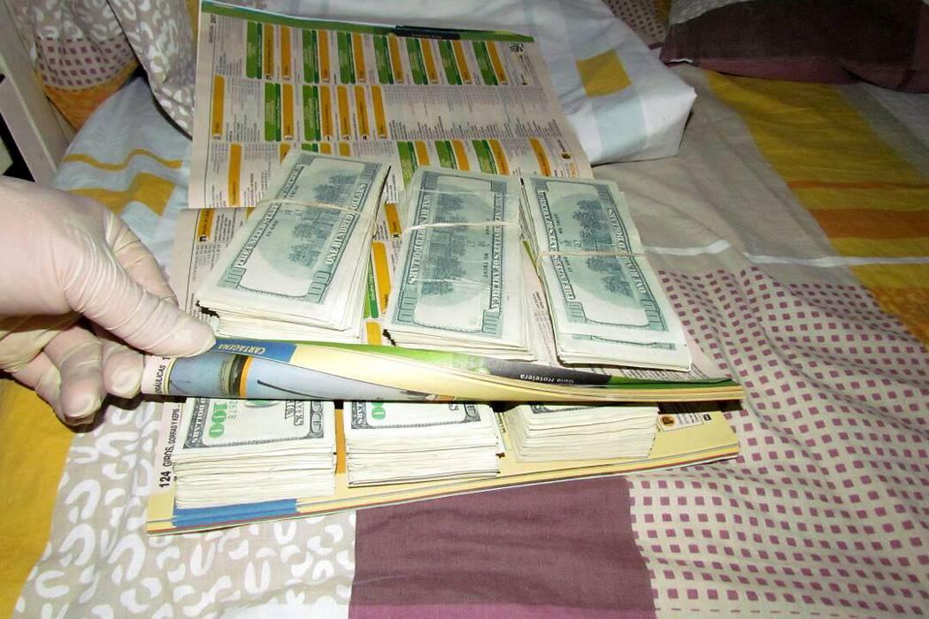 CTI incautó $3.600 millones falsos