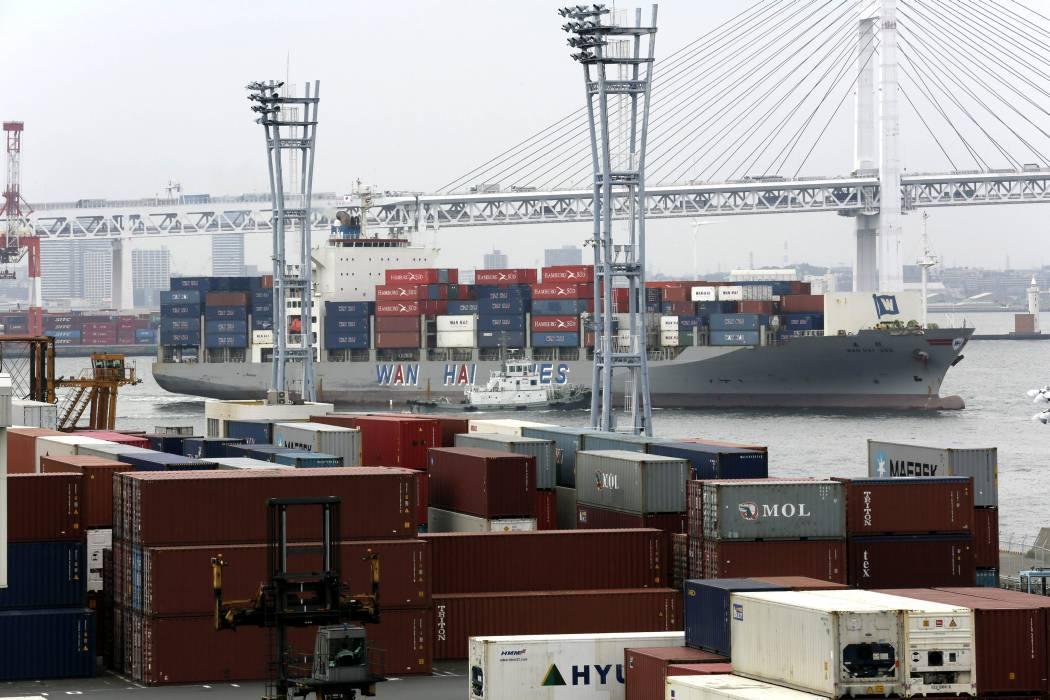 Exportaciones cayeron 5,6% en septiembre