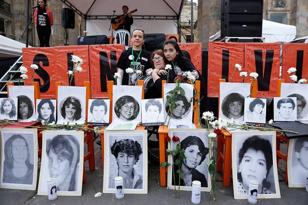 Condenan a la Nación por desaparición de Lucy Amparo Oviedo en el Palacio de Justicia