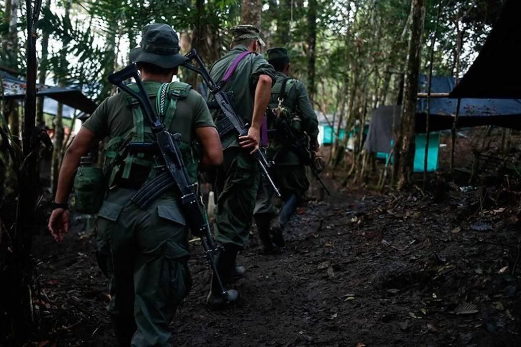 Defensoría colombiana pide tomar medidas por acciones de disidentes de Farc