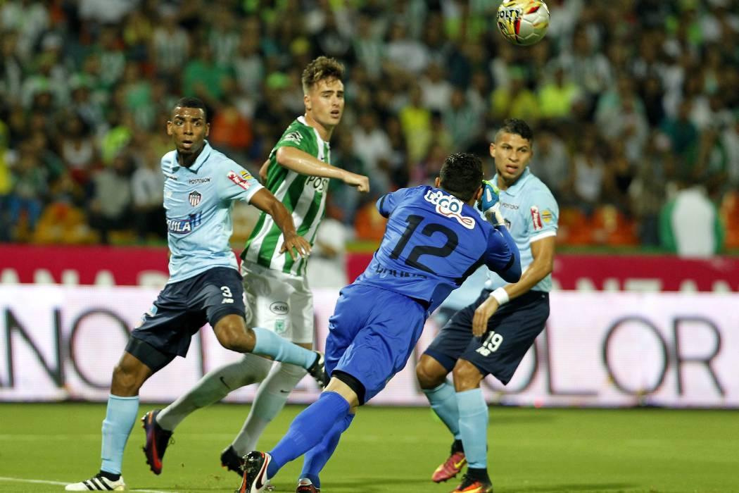 Atlético Nacional tiene media tarea hecha en la Copa Águila