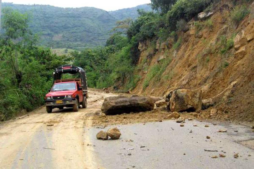 Alerta Naranja en dos municipios de la provincia de Guanentá