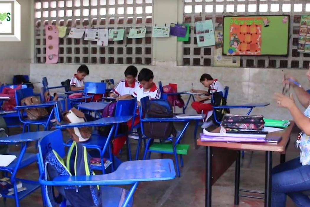 Colegio del municipio tendrá remodelación
