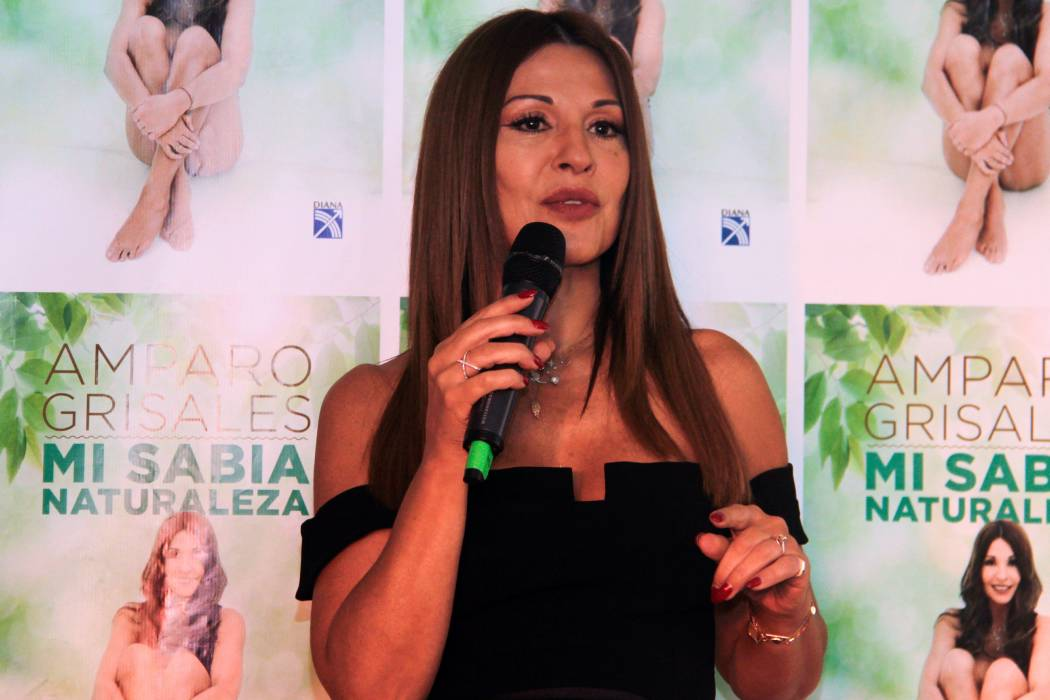 Amparo Grisales:  Diva y Yerbatera