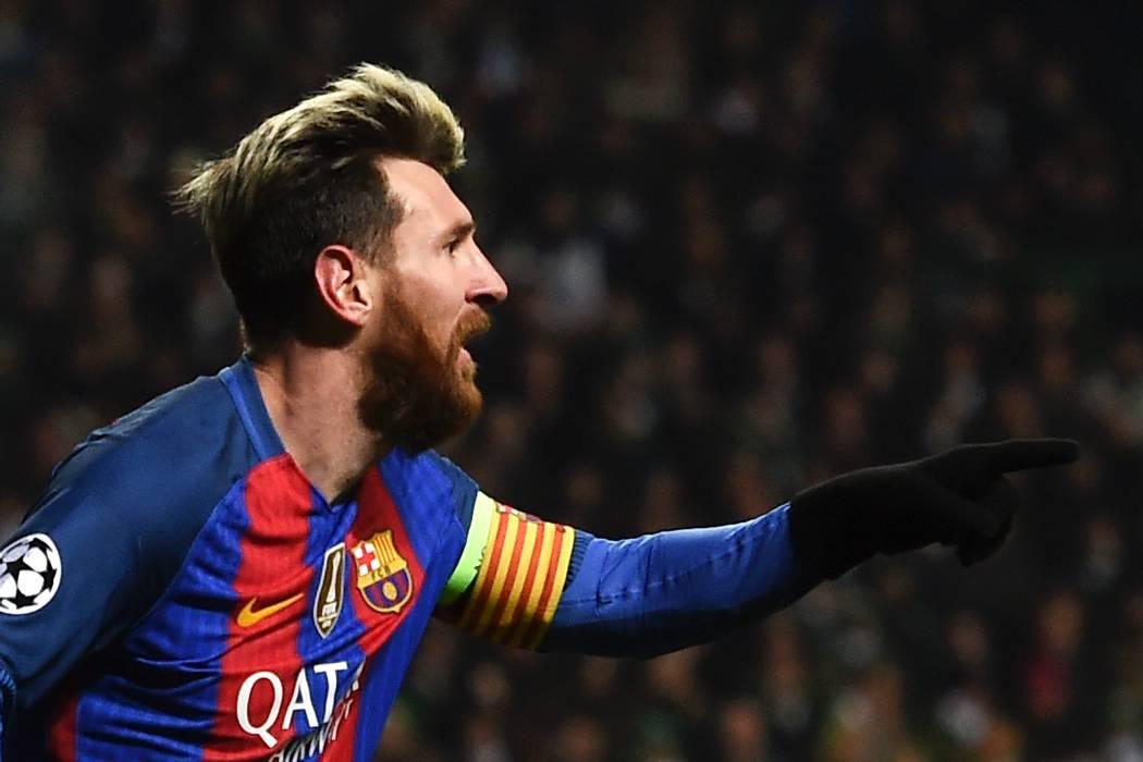 Lionel Messi aseguró que el Barcelona no depende de su juego