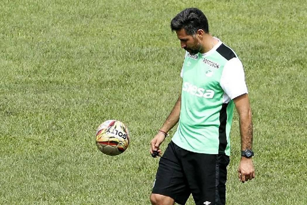 """""""Queremos llegar muy lejos con Deportivo Cali"""": Mario Yepes"""
