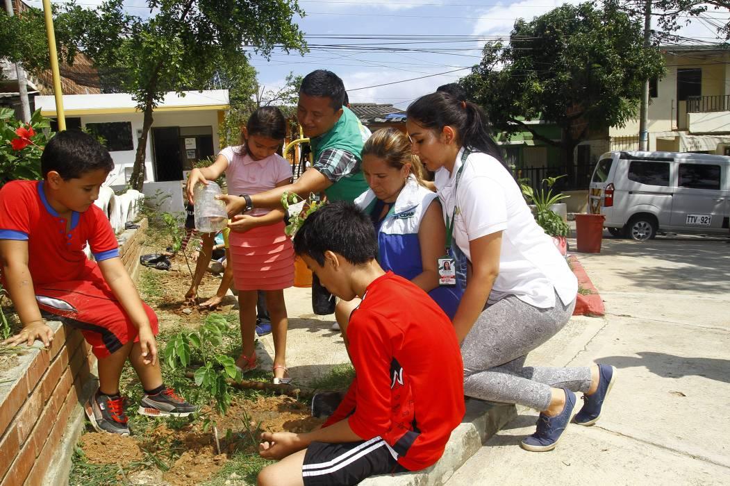 Promueven campaña ambiental en parques