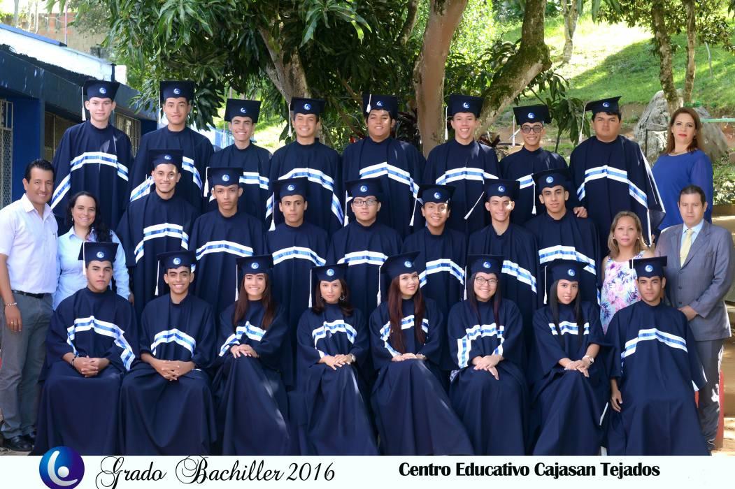 Centro Educativo Cajasan, con nivel 'Muy Superior'