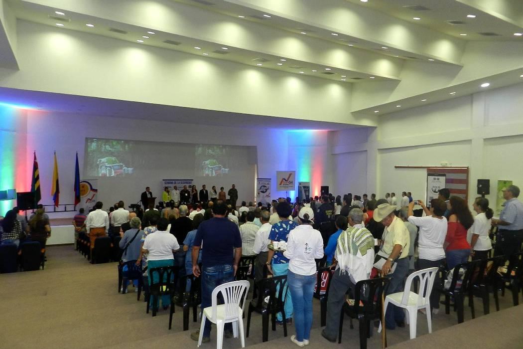 Inició la Semana de la Seguridad en San Gil