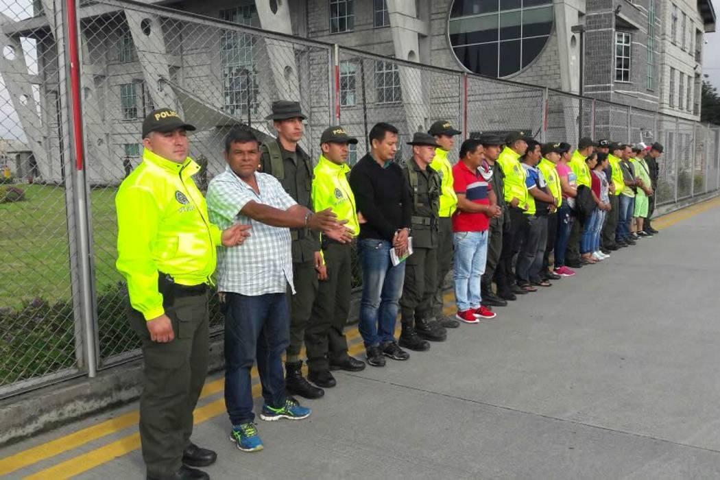 Capturan al alcalde de Puerto Leguízamo, Putumayo, por minería ilegal