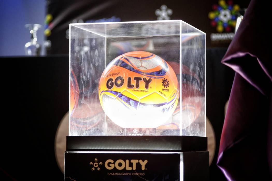 Conozca a Euforia, el nuevo balón del fútbol colombiano