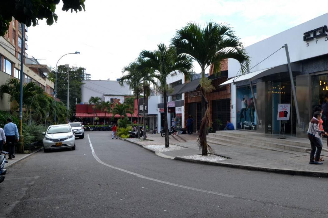 Solo se peatonalizarán calles de Cabecera durante Navidad en Bucaramanga