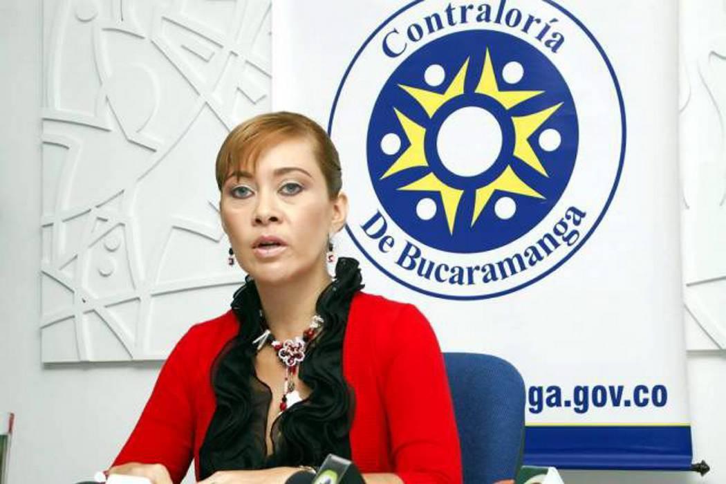 Fiscalía solicitó audiencia en contra de excontralora de Bucaramanga