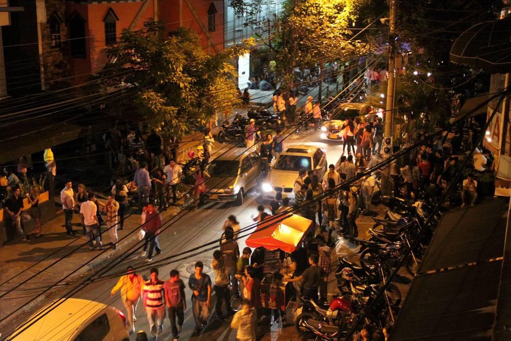 Sólo peatonalizarán parte de Cabecera en Navidad en Bucaramanga